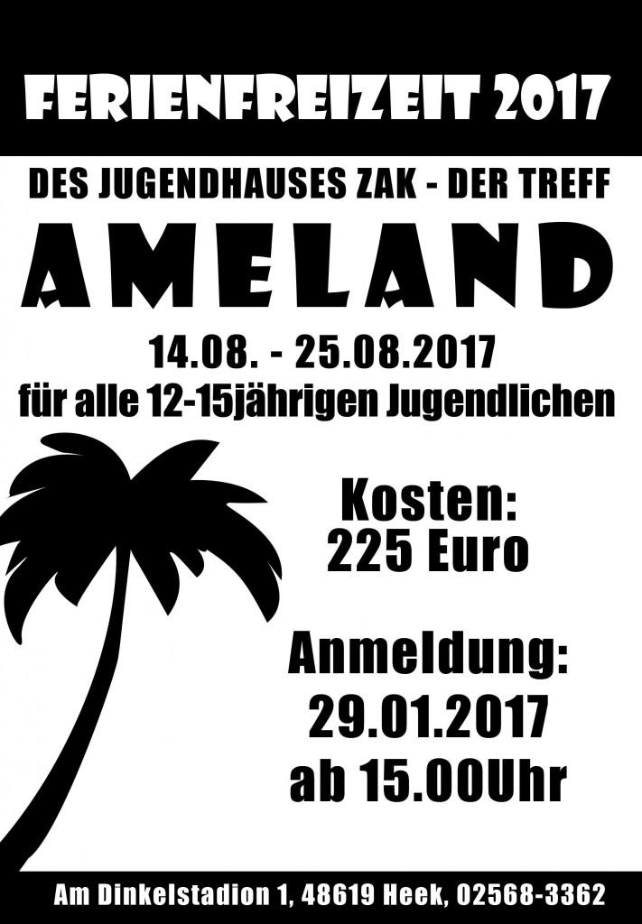Ameland 2015_Flyer_Vorderseite